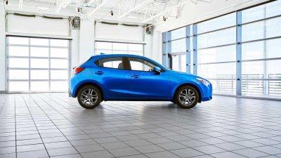 Toyota Yaris Hatchback 2020 tung ảnh chính thức, hẹn gặp người dùng