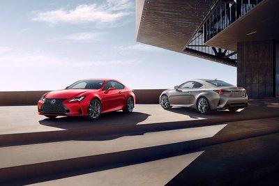 Có giá bán 3,27 tỷ đồng, Lexus RC Coupe 2019 có gì khác biệt so với phiên bản cũ a1