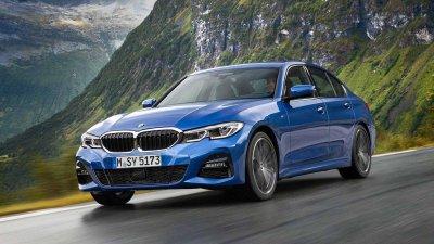 BMW 3-Series 2019 về Việt Nam