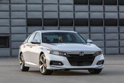 Honda Accord 2019 về Việt Nam