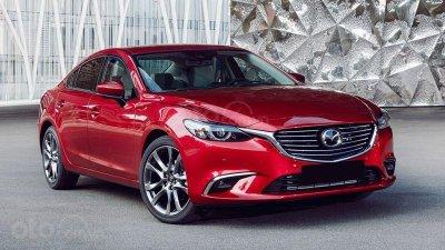 Mazda6 thế hệ 2019 về Việt Nam