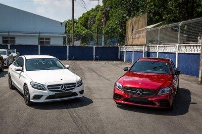 Mercedes-Benz C-Class 2019 về Việt Nam