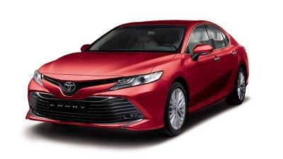 Vì sao Toyota Camry 2019 nói không với động cơ tăng áp?3aa