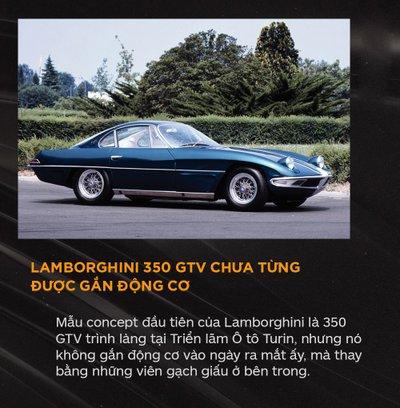 """10 điều  """"bí ẩn"""" về Lamborghini mà ngay cả dân """"cuồng"""" xe cũng chưa biết3aa"""