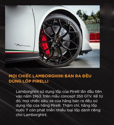 """10 điều  """"bí ẩn"""" về Lamborghini mà ngay cả dân """"cuồng"""" xe cũng chưa biết4aa"""