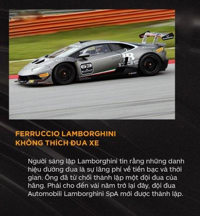 """10 điều  """"bí ẩn"""" về Lamborghini mà ngay cả dân """"cuồng"""" xe cũng chưa biết5aaa"""