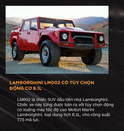 """10 điều  """"bí ẩn"""" về Lamborghini mà ngay cả dân """"cuồng"""" xe cũng chưa biết9fgfg"""