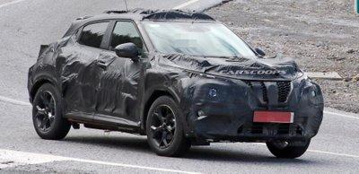 Những điều cần biết về mẫu xe suýt bị khai tử Nissan Juke 2020 1