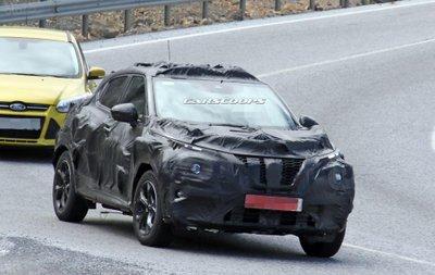 Những điều cần biết về mẫu xe suýt bị khai tử Nissan Juke 2020 2
