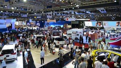 Thị trường ô tô Việt Nam đang có nhiều chuyển biến đầu năm 2019...