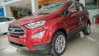 """Đại lý chào bán Ford EcoSport với giá """"hời"""", khách bỏ túi 40 triệu nếu mua xe ngay a1"""