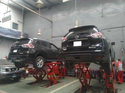 Nissan kết luận vụ xe X-trail bị rò rỉ dầu: Một hiện tượng bình thường 2aa