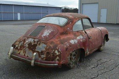 """Porsche 356 """"cổ, nát"""" được chào giá 2 tỷ đồng gây """"sốc""""2aa"""