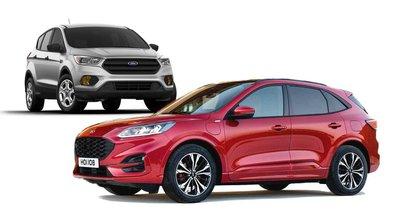 Ford Escape 2020 khác gì so với người tiền nhiệm?