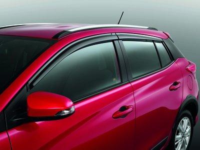 Phụ kiện ngoại thất chính hãng của Toyota Yaris - Ảnh 9.