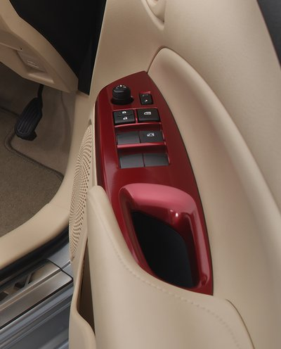 Phụ kiện nội thất chính hãng của Toyota Yaris - Ảnh 4.