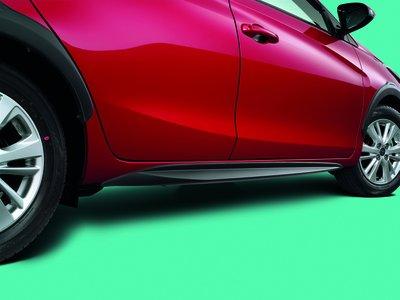 Phụ kiện ngoại thất chính hãng của Toyota Yaris - Ảnh 1.
