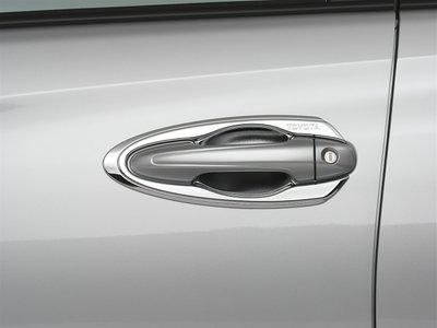 Phụ kiện ngoại thất chính hãng của Toyota Yaris - Ảnh 2.