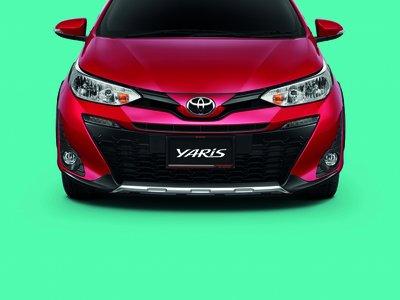 Phụ kiện ngoại thất chính hãng của Toyota Yaris - Ảnh 8.