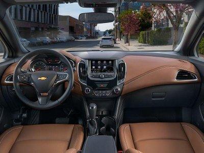 Chevrolet Cruze 2019.