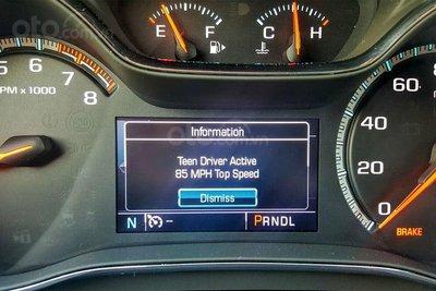 Công nghệ Teen Driver của Chevrolet.