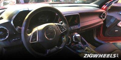 [MIAS 2019] Chevrolet Camaro có cái nhìn cực chất