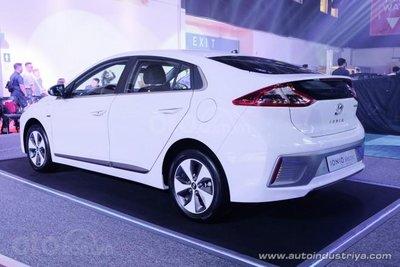 [MIAS 2019] Hyundai Ioniq Electric thân thiện môi trường