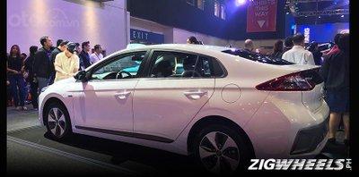 [MIAS 2019] Hyundai Ioniq Electric theo chân người anh em hybrid