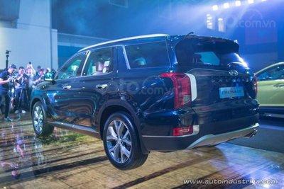 [MIAS 2019] Hyundai Palisade 2019 siêu bự