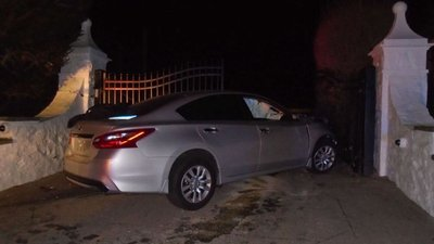 Nissan Altima bị một thanh niên 18 tuổi trộm