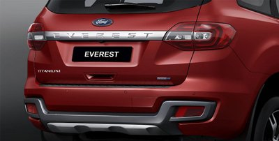 Phụ kiện ngoại thất chính hãng của Ford Everest 2019 - Ảnh 2.