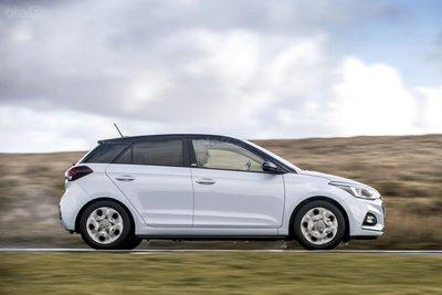 Biến thể đặc biệt Hyundai i10 và i20 PLAY trang bị đầy đủ