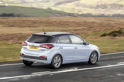 Biến thể đặc biệt Hyundai i10 và i20 PLAY dự kiến tạo sức hút đối với người mua