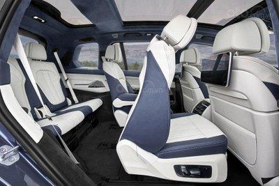 BMW X7 bị triệu hồi do nguy cơ chấn thương cao bởi ghế lỏng