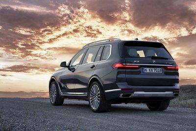 BMW X7 bị triệu hồi các mẫu xe trang bị tùy chọn ghế BL