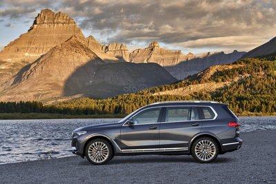 BMW X7 bị triệu hồi vì lý do an toàn