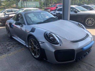 Porsche 911 GT2 RS của ông Vũ