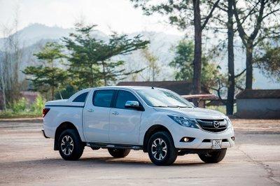 Giảm 50 triệu đồng, doanh số Mazda BT-50 đứng thứ 2 trong phân khúc tháng 3/2019 a2