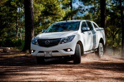 Giảm 50 triệu đồng, doanh số Mazda BT-50 đứng thứ 2 trong phân khúc tháng 3/2019 a1