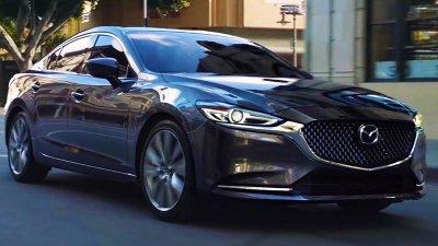 Mazda 6 2019 chính thức ra mắt, giá tăng nhẹ so với thế hệ trướchjghmk