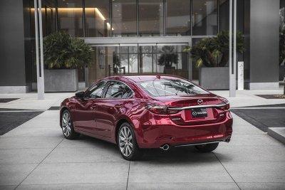 Mazda 6 2019 chính thức ra mắt, giá tăng nhẹ so với thế hệ trước9hfgh