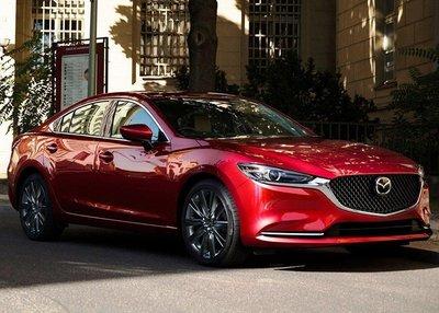 Mazda 6 2019 chính thức ra mắt, giá tăng nhẹ so với thế hệ trước2asdf