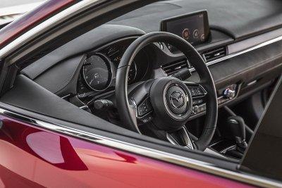 Mazda 6 2019 chính thức ra mắt, giá tăng nhẹ so với thế hệ trướcgfjhfg