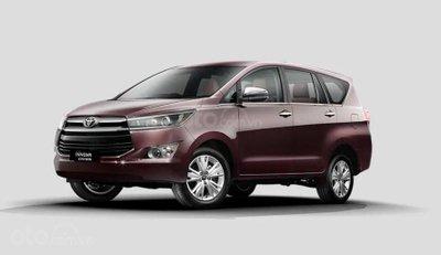 Toyota Innova Crysta 2019 diesel