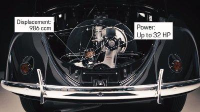Động cơ của Volkswagen Beetle 39