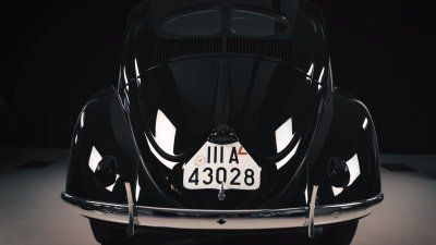 Phía sau Volkswagen Beetle 39