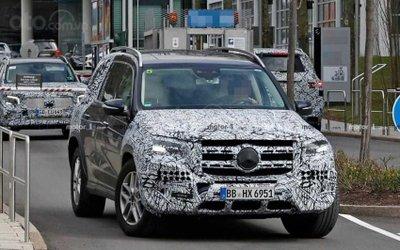 Mercedes-Benz GLS 2020.