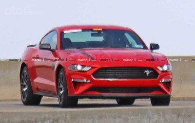 Ford Mustang SVO 2020.