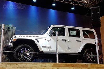 [MIAS 2019] Jeep Wrangler Rubicon 2019 mạnh mẽ với nhiều tùy chọn