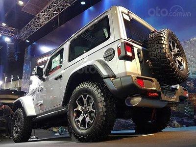 [MIAS 2019] Jeep Wrangler Rubicon 2019 đảm bảo cung cấp sự tiện nghi tốt nhất